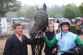 Andreas Starke (7 Derby), con Schiergent (5 vittorie) 2