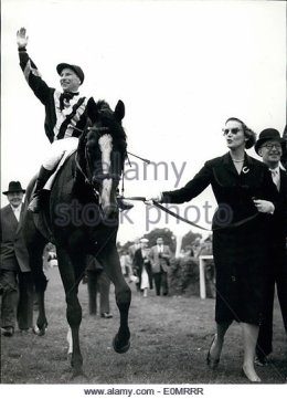 Hein Bollow su Kaliber 1954 ad Amburgo