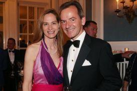 Il dr. Andreas Jacobs e la signora Natalie