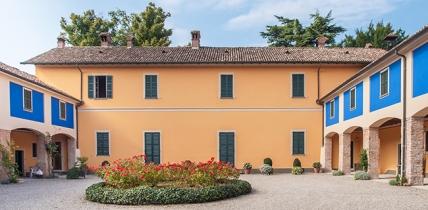 3Corte del Castello di Luzzano