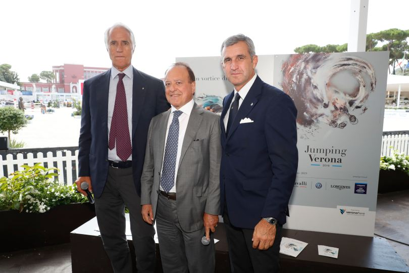 Presentazione Fiera Cavalli 2019 Roma, 6th sept. 2019 Ph.Stefano Grasso